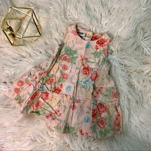 OshKosh • 6-9 Months • Floral Dress